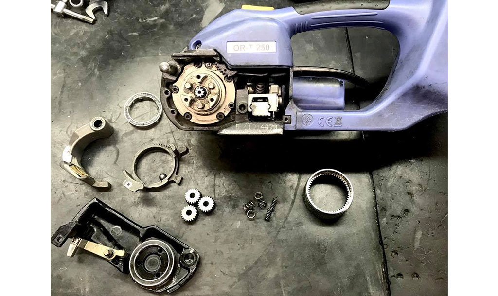 pikart officina riparazioni utensili pneumatici